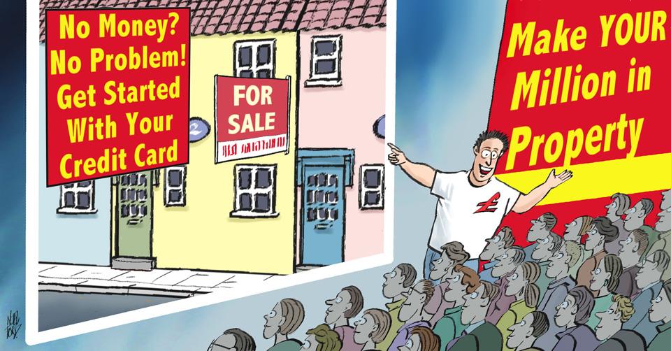 Property trading seminar