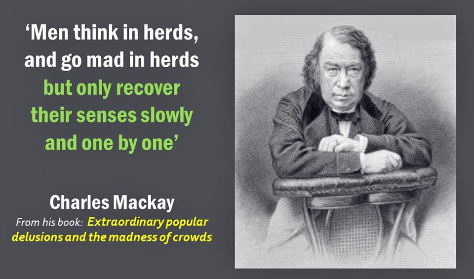 MacKay Men go mad in herds