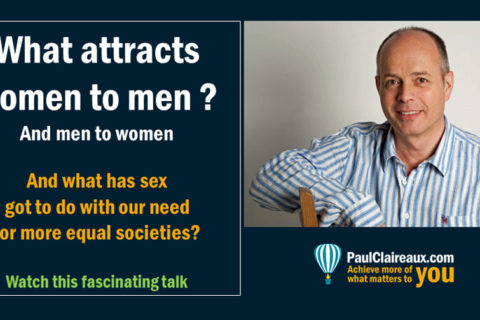 What attracts women to men