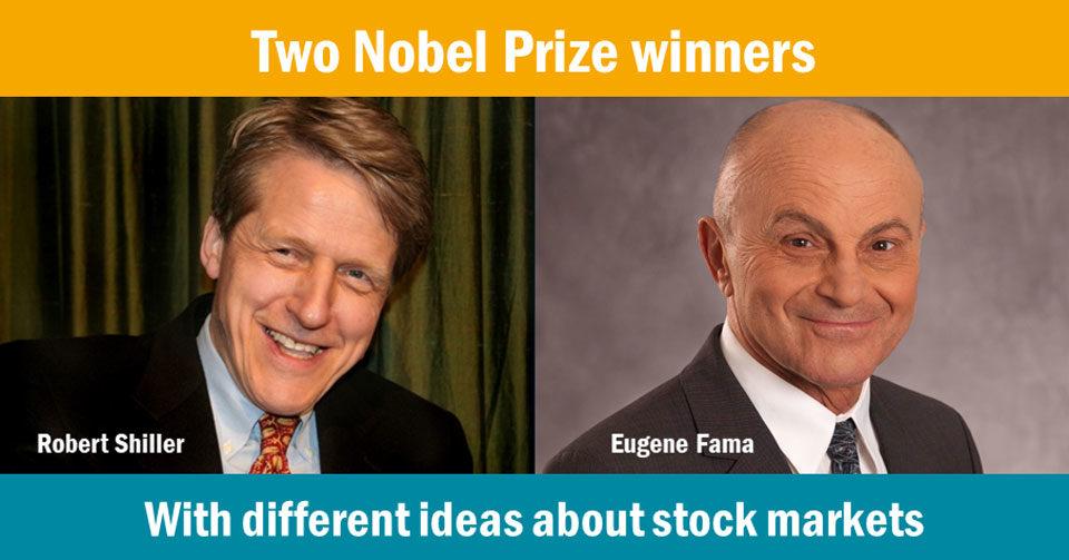 Two Nobel Prize winners