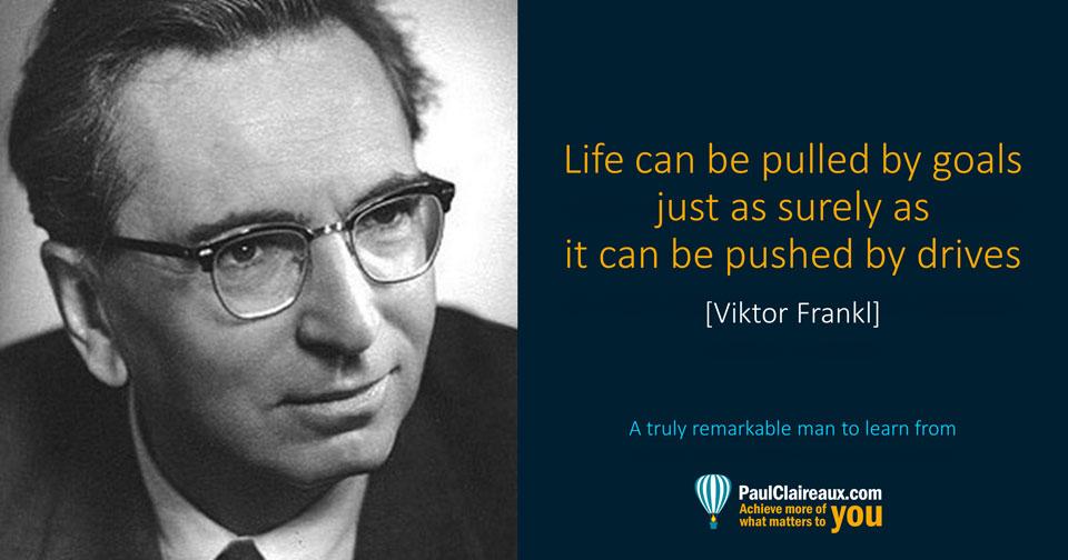 Viktor Frankl. Paul Claireaux