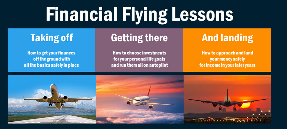 Financial Flying Lessons