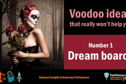Voodoo dream boards