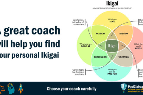 Coaching for Ikigai
