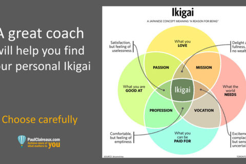 Great Coach and Ikigai