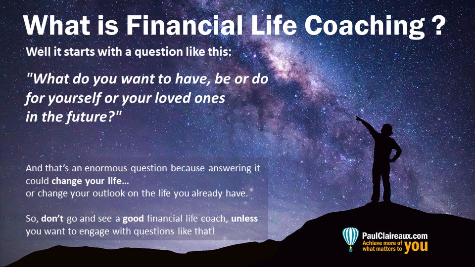 What is Financial Life Coaching
