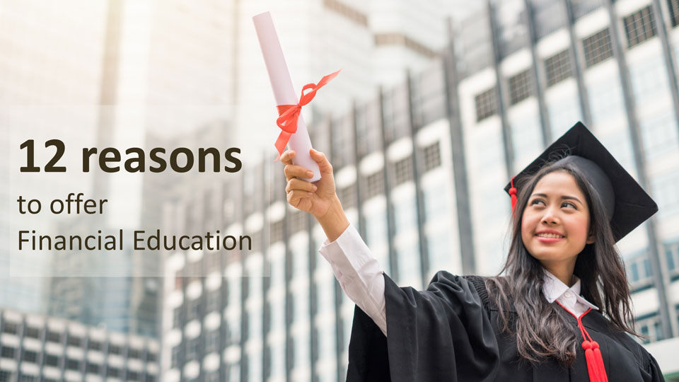 12 reasons for financial education