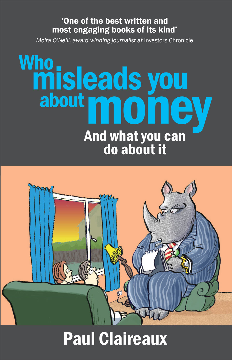 Who misleads you about money?