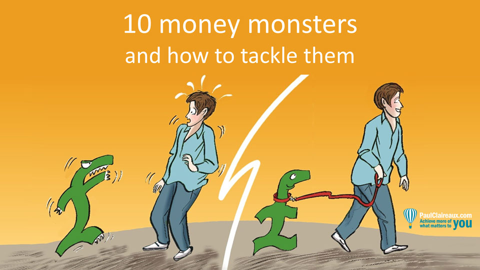 10 money monsters