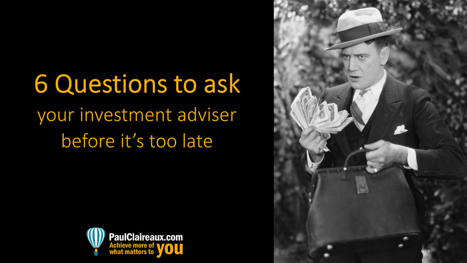 6 questions to ask
