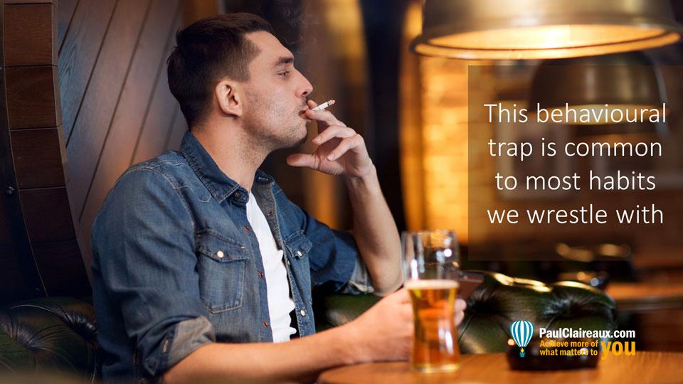 Behavioural traps