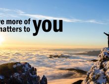Achieve more climber