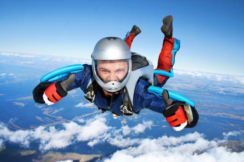 Fear of freefall