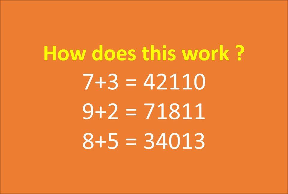 Number riddle 2