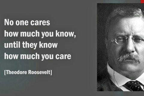 Roosevelt. Care
