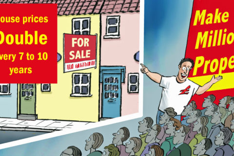 House prices double