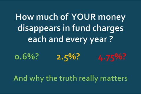 The truth about fund charges