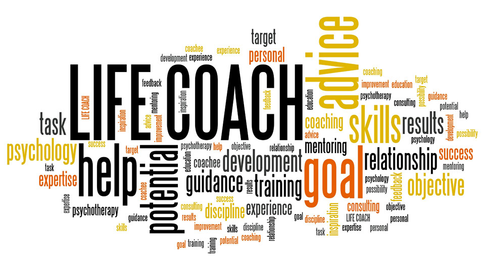 Coaching word map