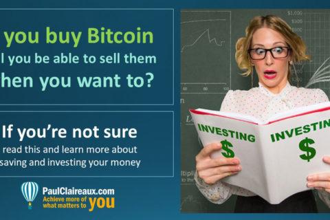 Bitcoin Lock in
