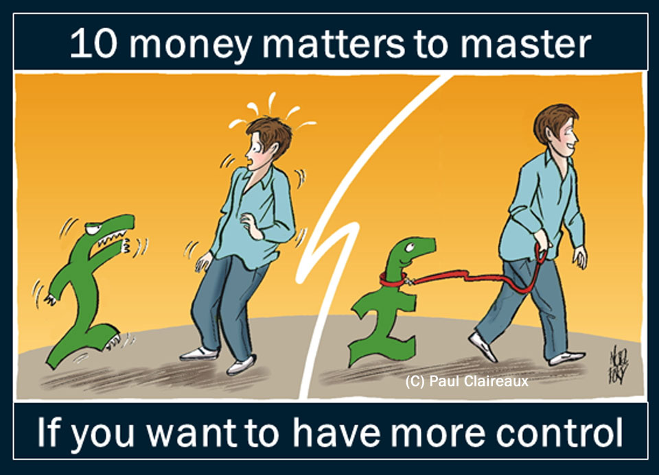 10 money matters to master