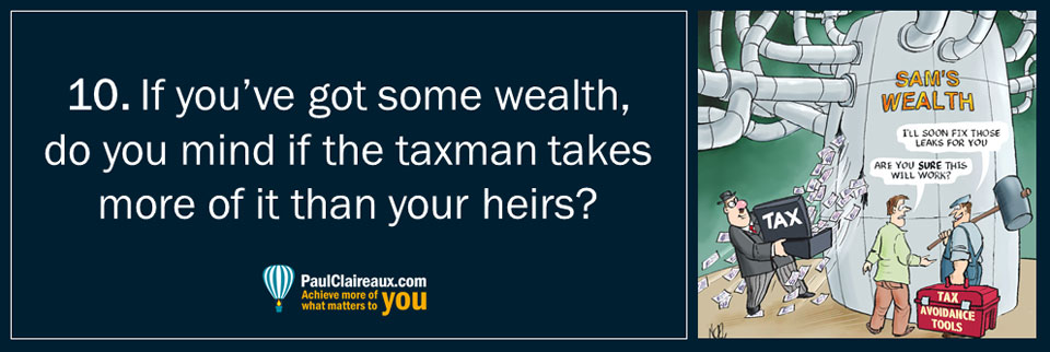 Wealth and Inheritance Tax