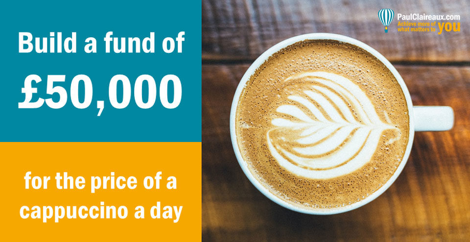 Cappuccino £50,000