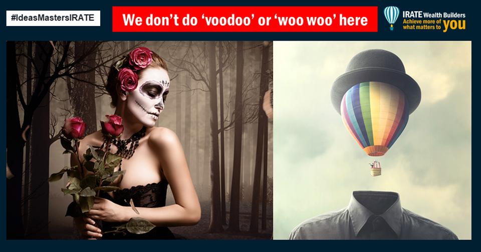 No Voodoo or Woowoo