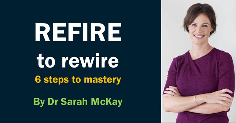 Sarah McKay REFIRE