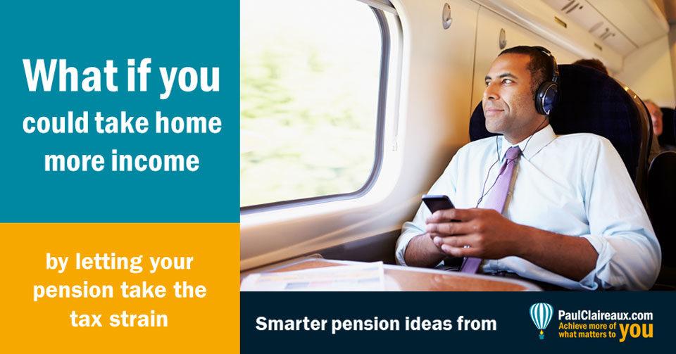 take home more income