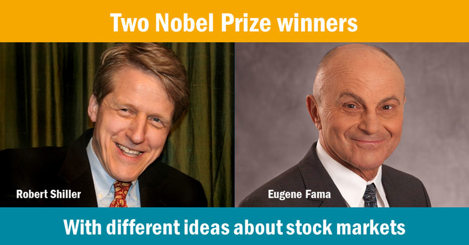 Two Nobel Prize winners