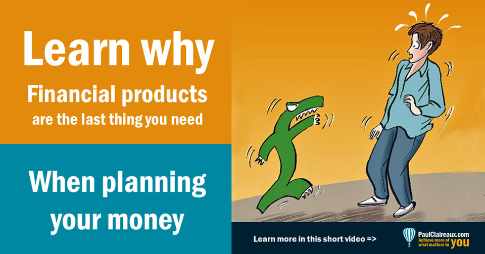 Financial Products, last thing you need