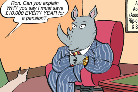 Pension too costly 1