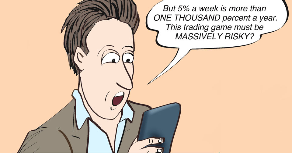 Spread Betting Cartoon 3
