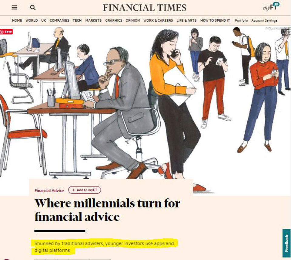 Where Millennials turn for advice